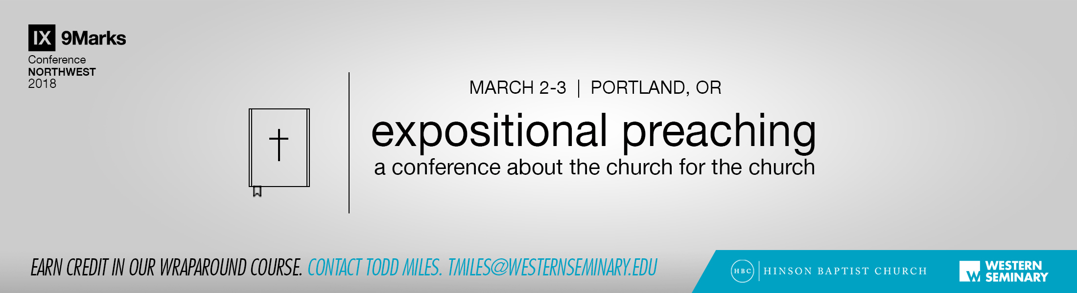 9Marks Conference: Expositional Preaching