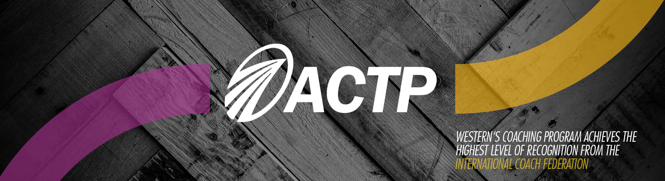 Western Seminary coaching achieves ACTP approval from the International Coach Federation.