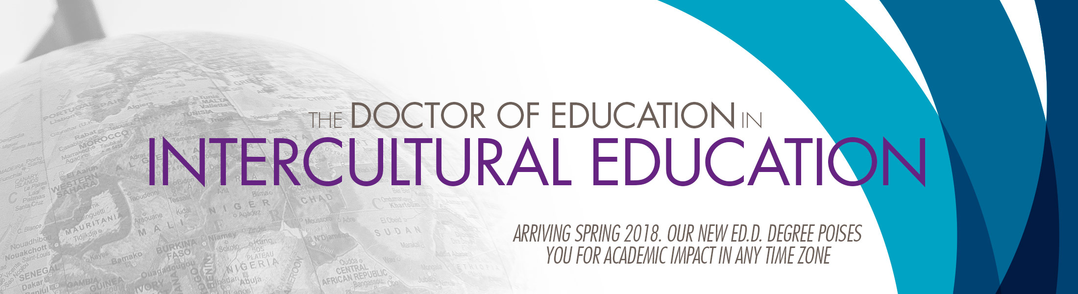 Doctor of Education in Intercultural Education (Ed.D.)