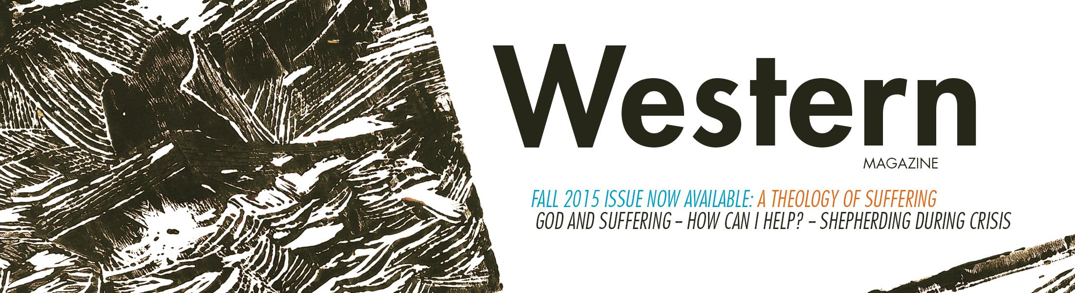 Western Magazine - Fall 2015 Issue