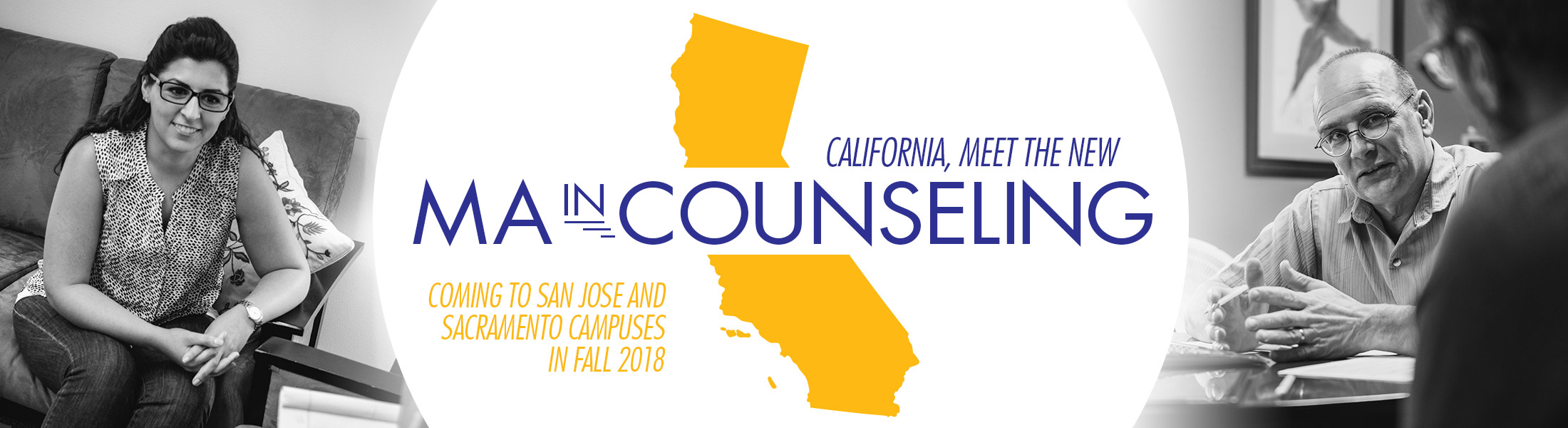The MA in Counseling comes to Western Seminary's San Jose and Sacramento Campuses