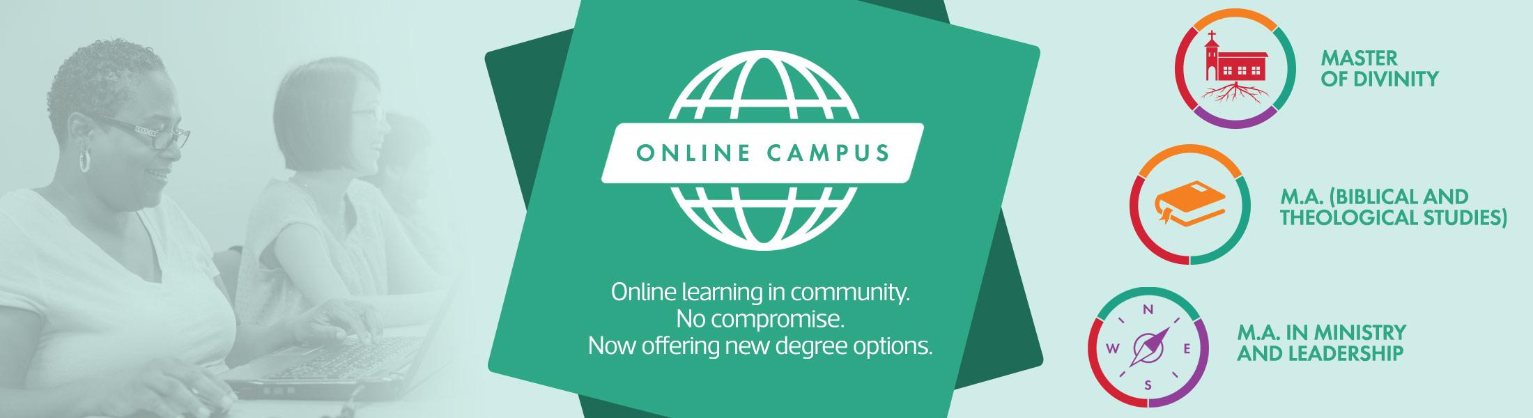 Online Seminary Degrees at Western Seminary