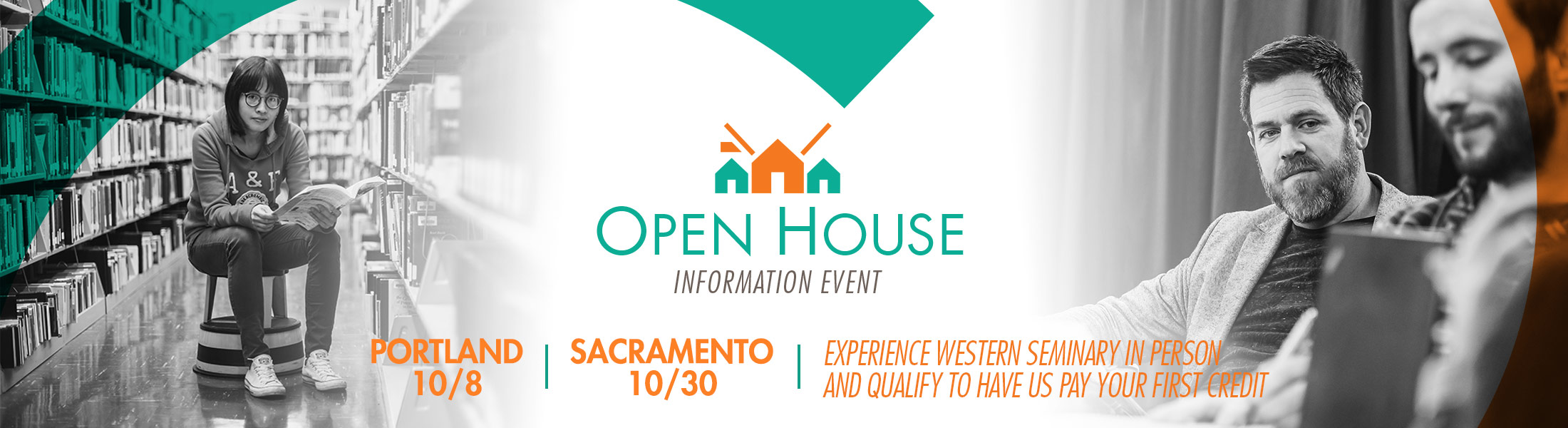 Visit Western Seminary Portland Campus at our Open House Information Event