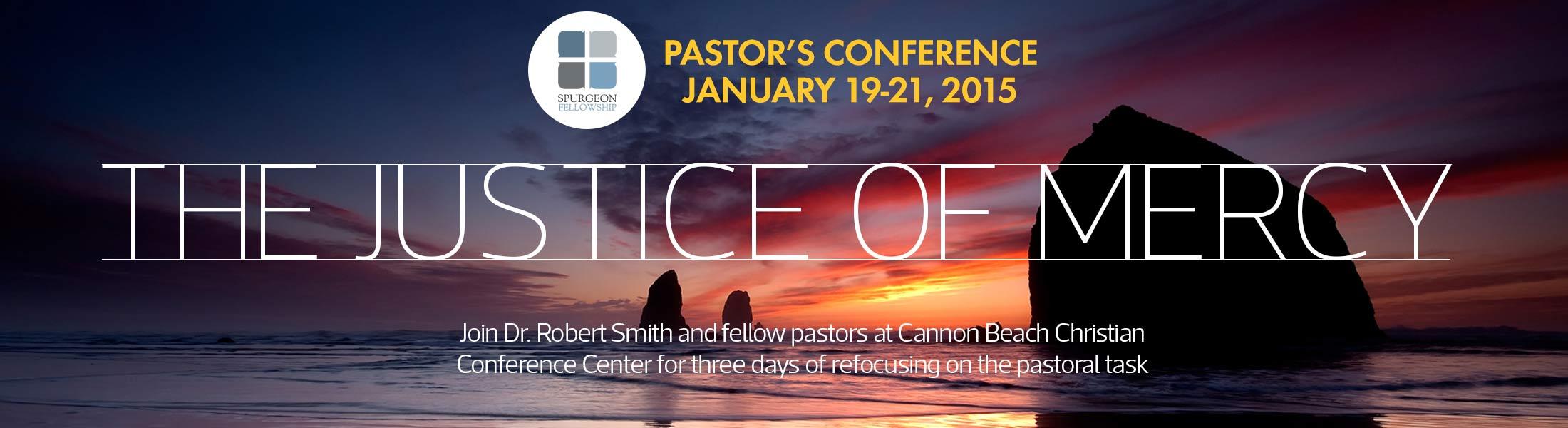 Spurgeon Fellowship Pastors Conference 2015