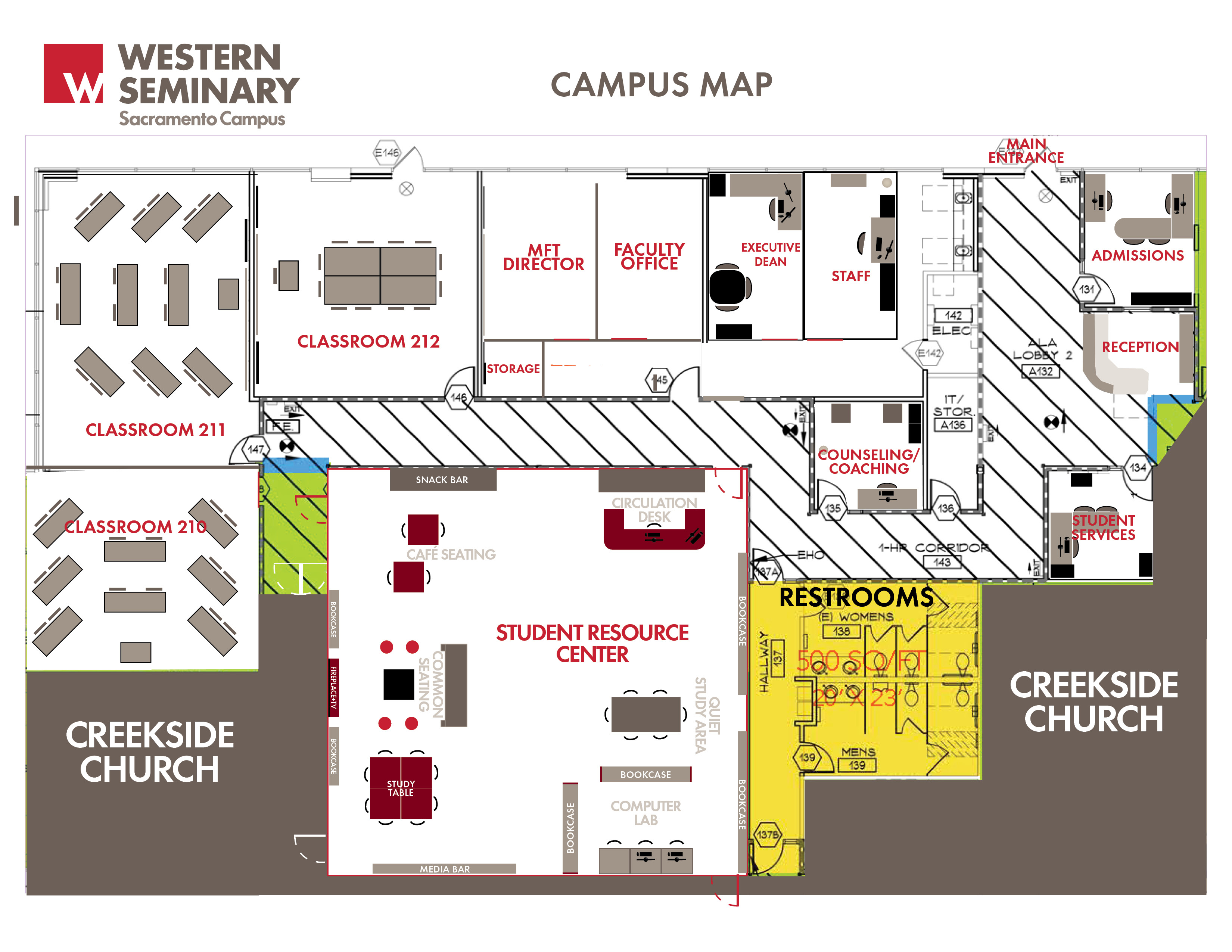 Campus Layout for Web