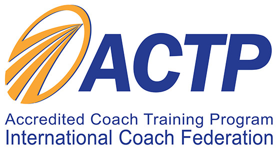 ICF Accredited Coach Training Program (ACTP) Logo