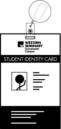 Student ID card example