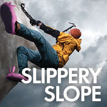 Slippery-Slope-Shrunken
